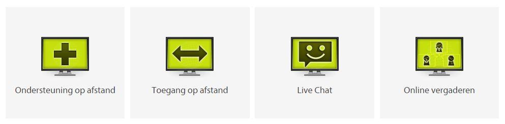 ISL Online producten