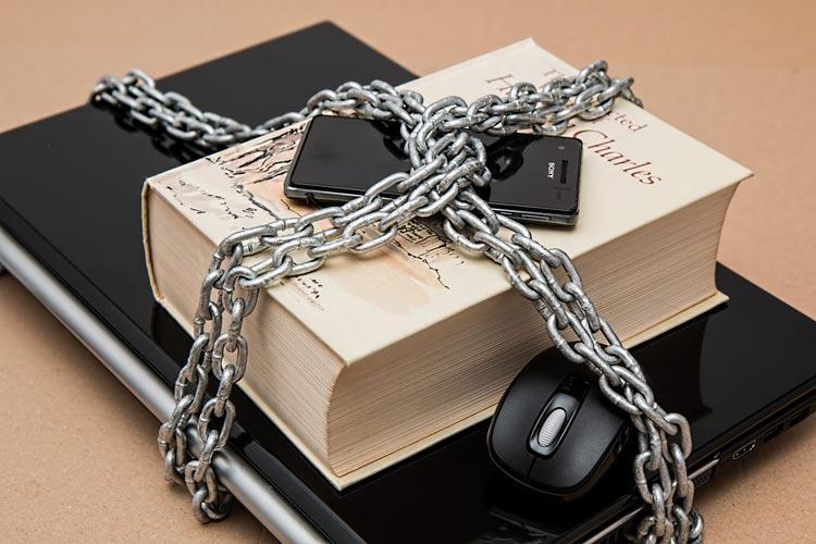 Bedrijfsgegevens beveiligen