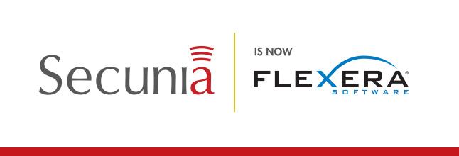 Flexera kocht Secunia: wat betekende dit voor ons?