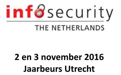 Infosecurity.nl 2016